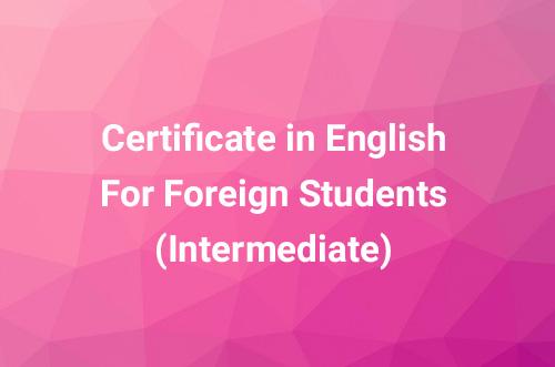 Diploma in International Hospitality Management