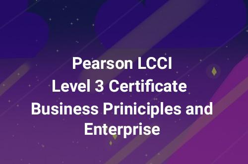 Certificate in International Food & Beverage Operations